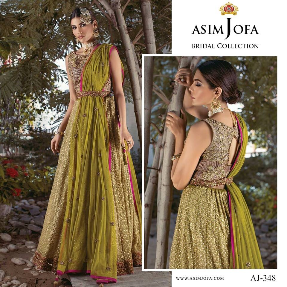 Asim Jofa Latest Premium Luxury Lawn New Dress Collection 2017