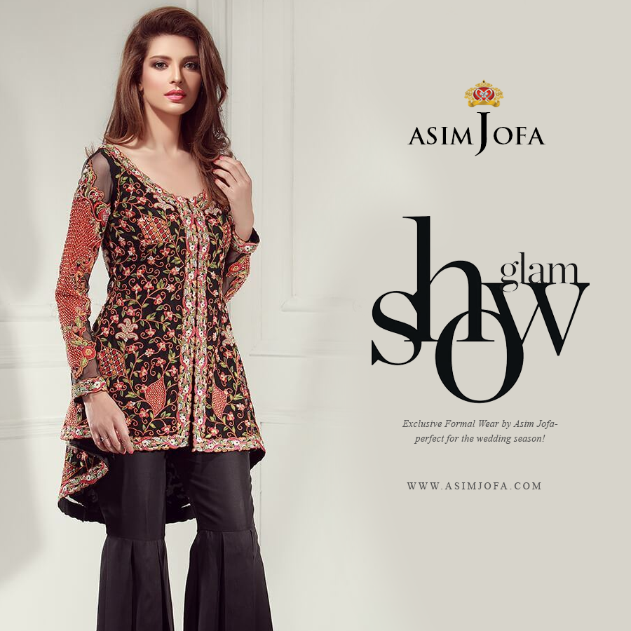 Asim Jofa Luxury Shawl Collection