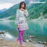 Gul Ahmad Winter Latest Designer Dress Collection 2017