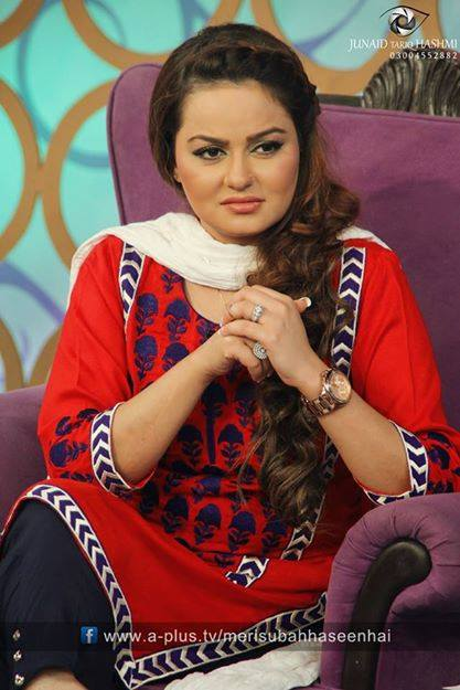 Javeria Abbasi Look Gorgeous without Makeup