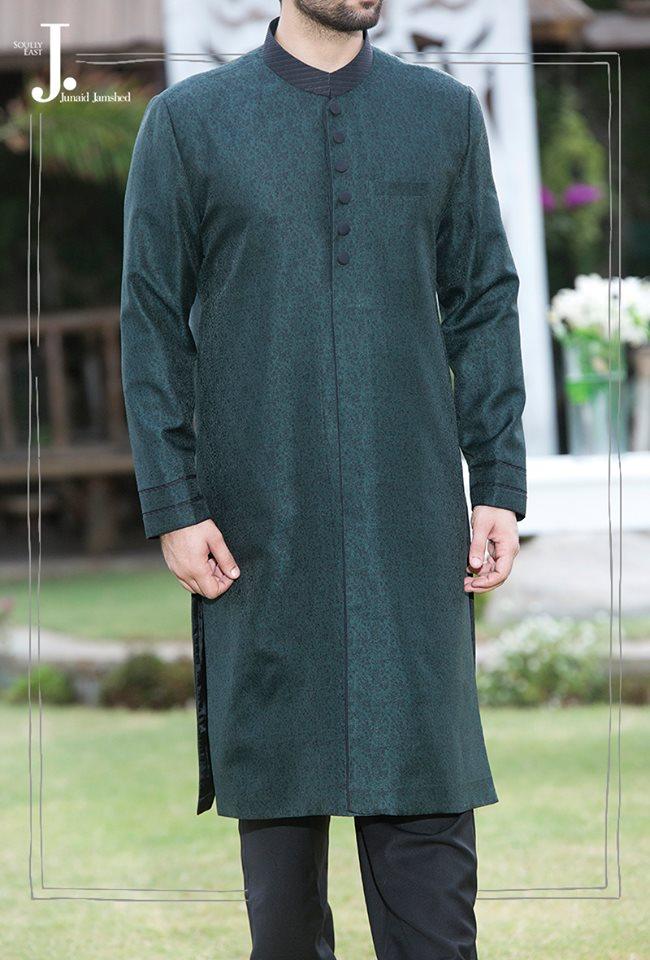 Junaid Jamshed Nikkah Dress Kurta Salwar Collection Men's Wear