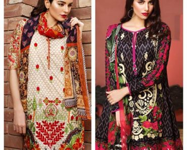 Khaadi Latest Party Wear & Walima Dress Collection 2017