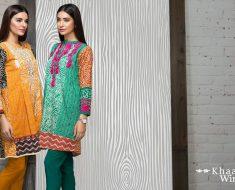 Khaadi Winter Unstitched Vol 1 Khaddar 3Piece Suits