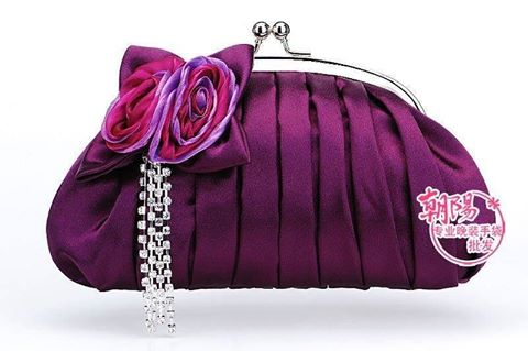 New Latest Stylish Wedding Bridal Handbag & Purses Collection