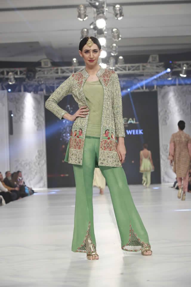 Shamsha Hashwani Latest Bridal Dresses Collection 2017