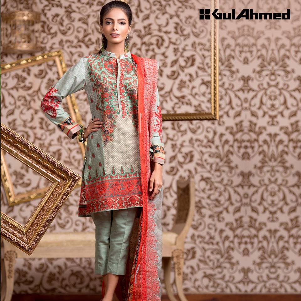 eb65f9621 Pakistani Party Wear Winter Dresses 2016-17 For Wedding