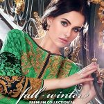 Pakistani Party Wear Winter Dresses 2016-17 For Wedding