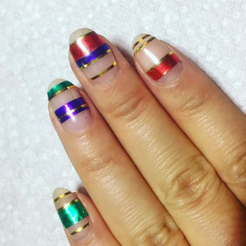 what's your favorite holiday nail trend
