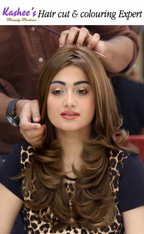 KASHEE'S Beautiful BRIDAL MAKEUP & HAIRSTYLE BY KASHIF ASLAM