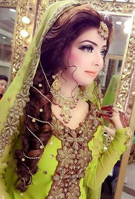 KASHEES MAKEUP BRIDAL MAKEUP & HAIRSTYLE BY KASHIF ASLAM