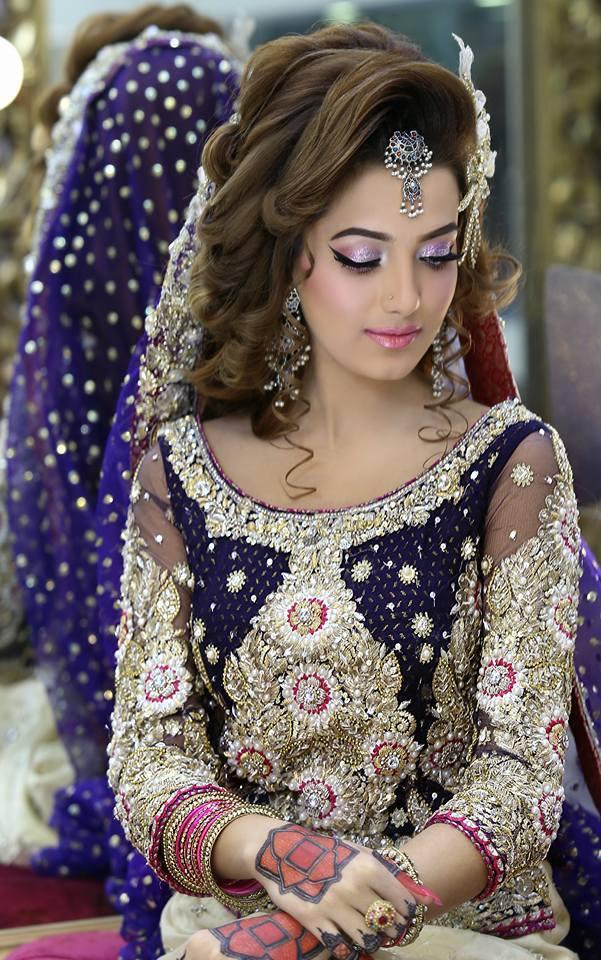 Kashee S Beautiful Bridal Makeup Amp Hairstyle