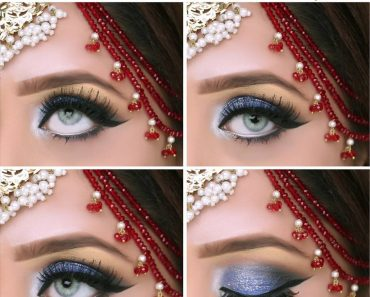 Kashee's Beautiful Soft Eye Makeup