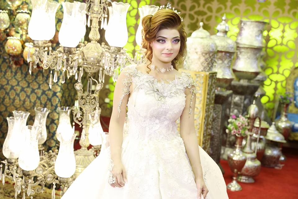Kashee Beauty Parlour Bridal Make