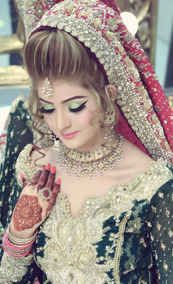 parlour hair style kashee s parlour bridal makeup charges 2017 5657