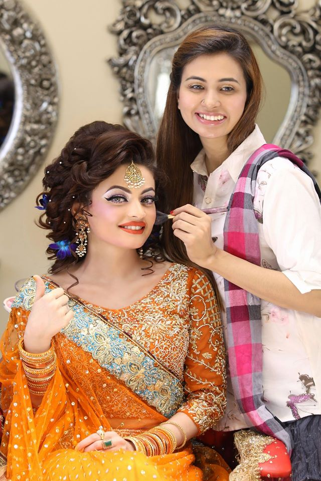 Kashee's Beauty Parlour Bridal Make Up