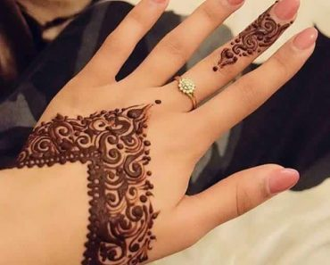 Latest Dulhan Mehandi Designs 2017