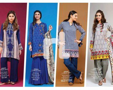 Nishat Winter Linen Collection 2016 Women Wear