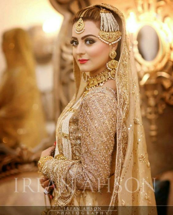 Pakistani Bridal Wear Frock And Lehenga Choli Dress Designs
