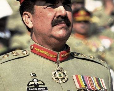Army chief Gen Raheel Sharif