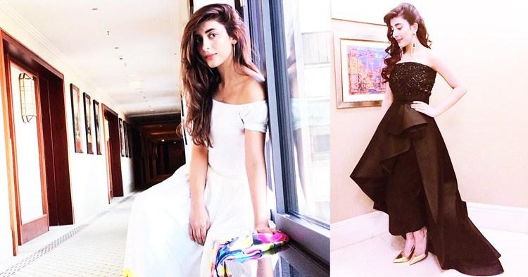 Uwra Hocane's Ten Gorgeous Looks