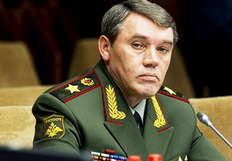 Valery Gerasimov : Ministry of Defence of the Russian Federation
