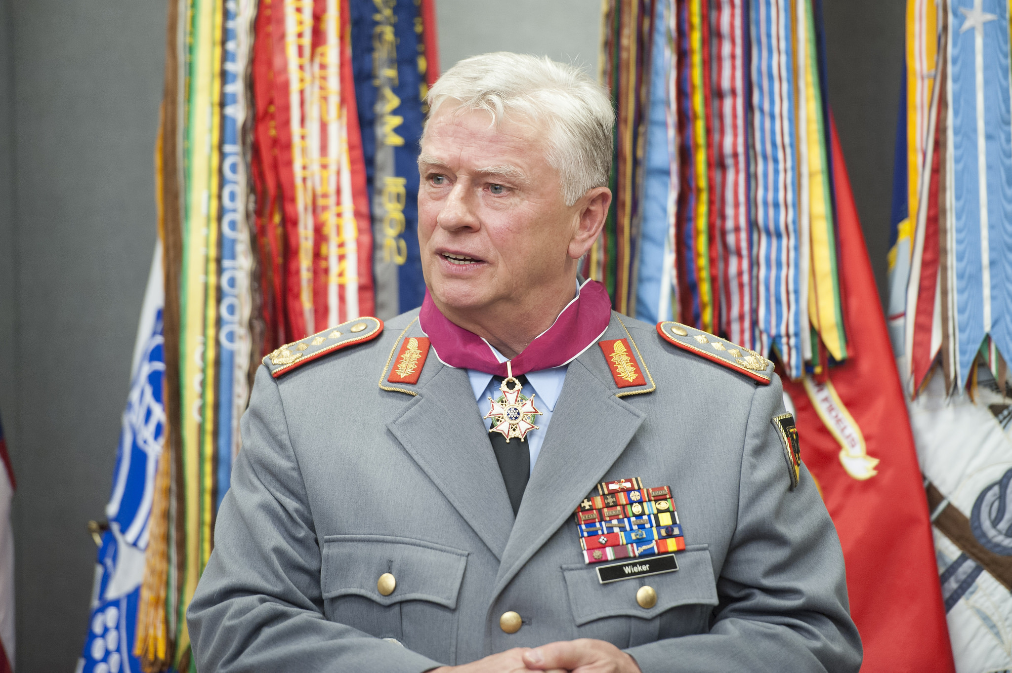 Biography: General Volker Wieker, Chief of Staff – Germany