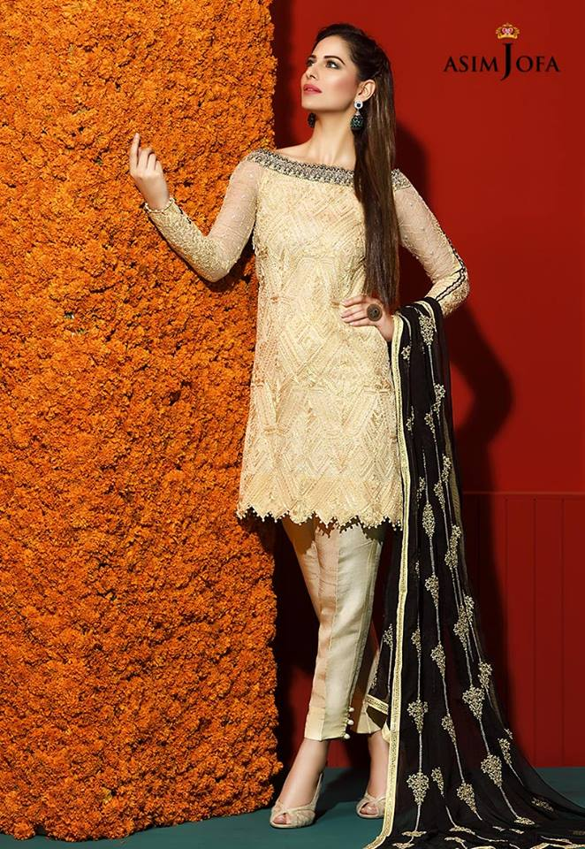 Asim Jofa Dress Design