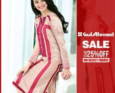 Gul Ahmad Winter Collection 2017 Sale