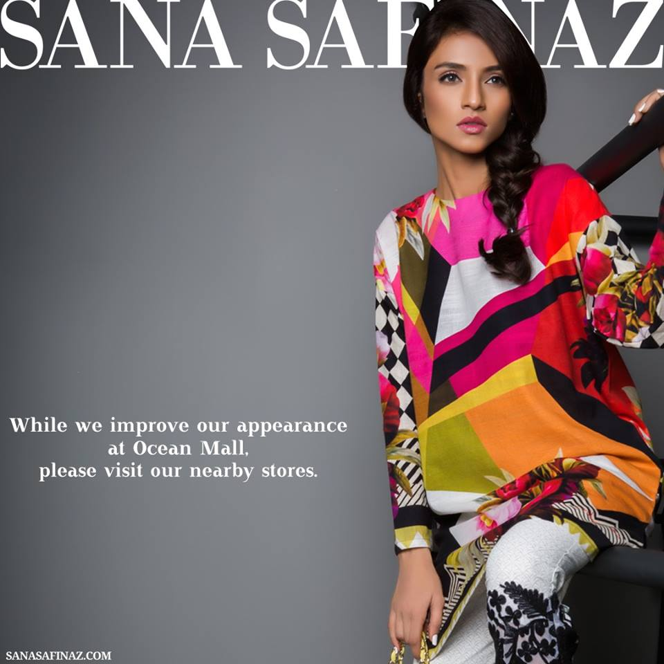 Sana Safinaz Bridal Wear Collection Winter Sale 2017