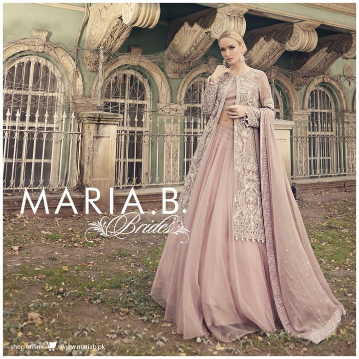 Maria b Linen Designer Latest Velvet Shawl Collection 2017