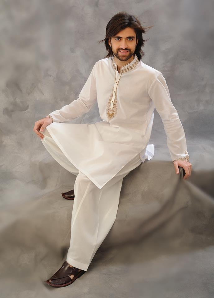 Latest fashion shalwar kameez 35