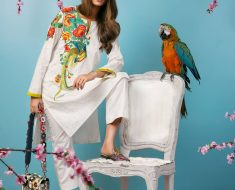 Sana Fafinaz Ready To Wear Spring Summer 2017 Collection