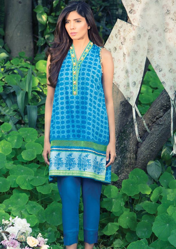 alkaram Spring Summer Lawn & Chiffon Collection Vol 1