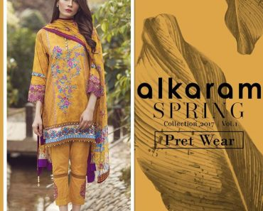 AlKaram Lawn Summer Sale 2017- Full Catalog