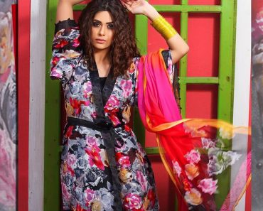 GulAhmed Silk, Linen, Lawn & Chiffon Collection 2017
