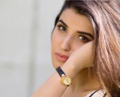 Hareem Farooq's Latest shoot For 'Balmain Watches'