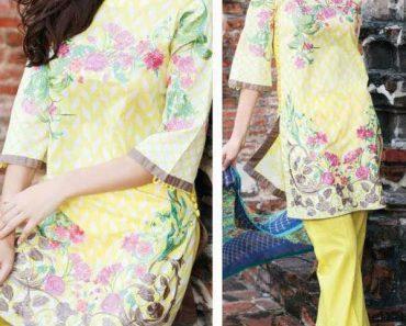 Latest 50 Dresses Pakistani New Designs For Girls 2017