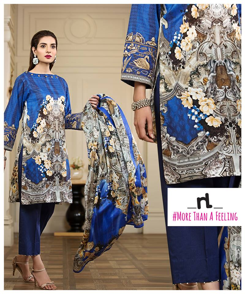 Nishat Linen Summer Sale 2017-Lawn Catalog