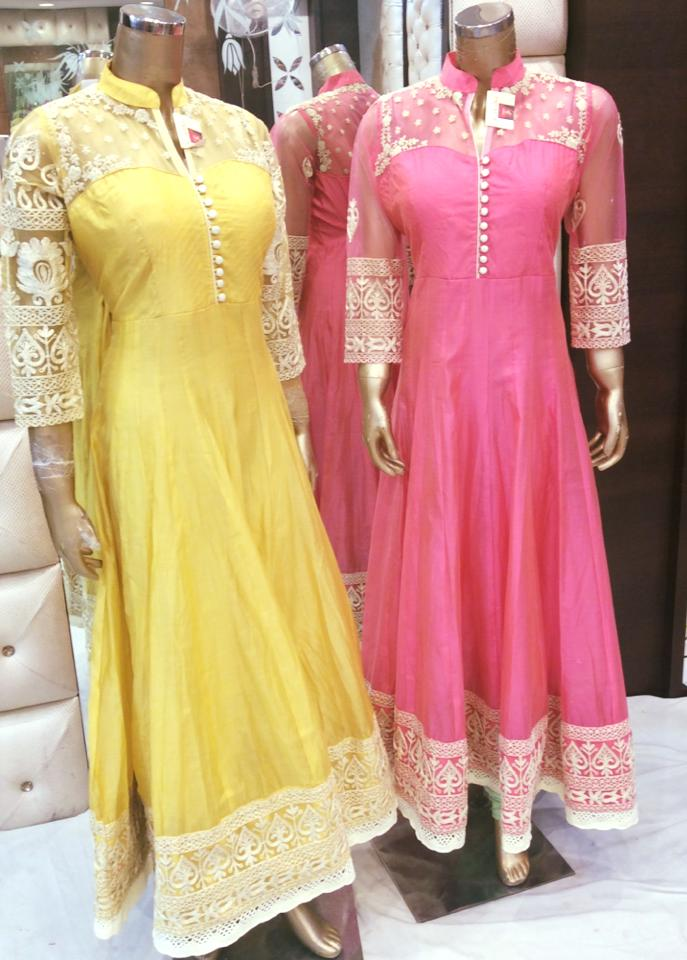Party Wear Indian Dresses Style For Women 2017