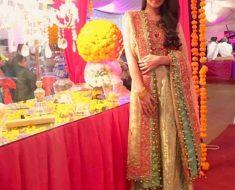 Teena Durrani Bridal Wear Summer Sale 2017- Wedding Collection