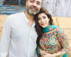 Urwa Hocane With Deepak Perwani Beautiful Clicks