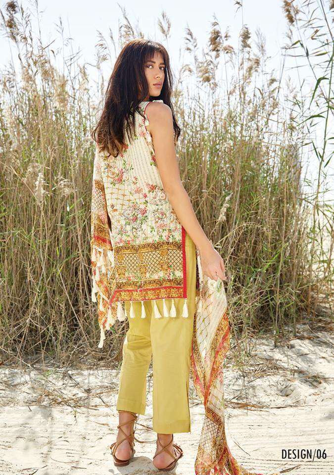 Celina Summer Range Lawn Collection 2017