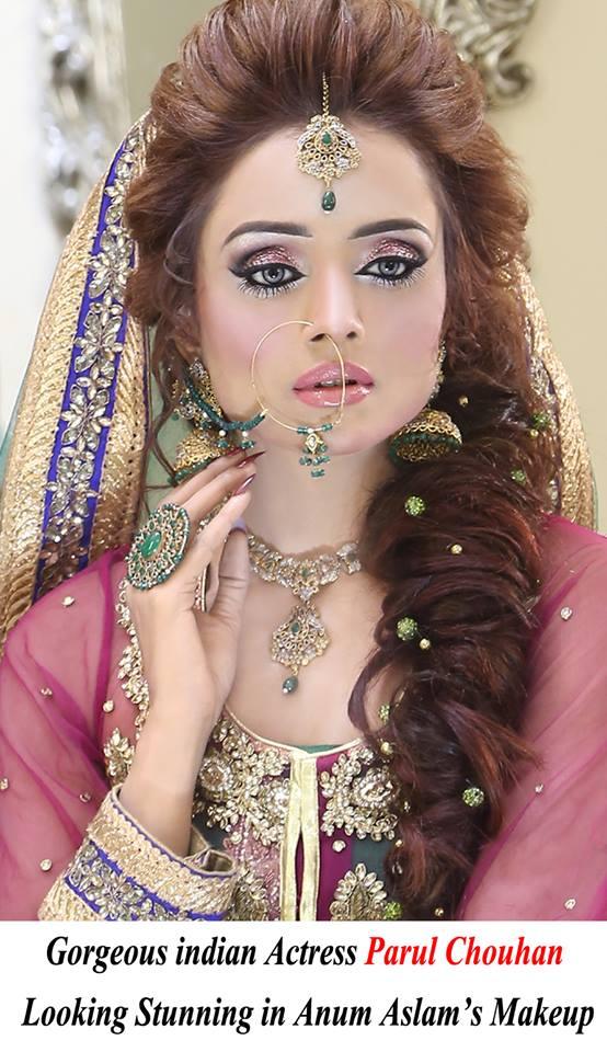 Kasheeu0026#39;s Artist Bridal Makeup Beauty Parlour