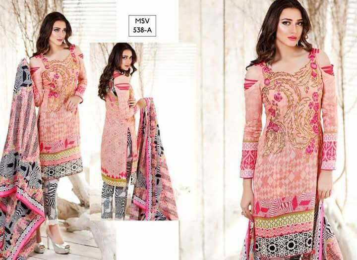 Mahnoor Summer Lawn Range 2017 For Sale