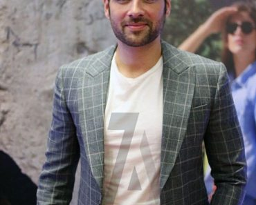 Mikaal Zulfiqar At A Recent Film Premiere