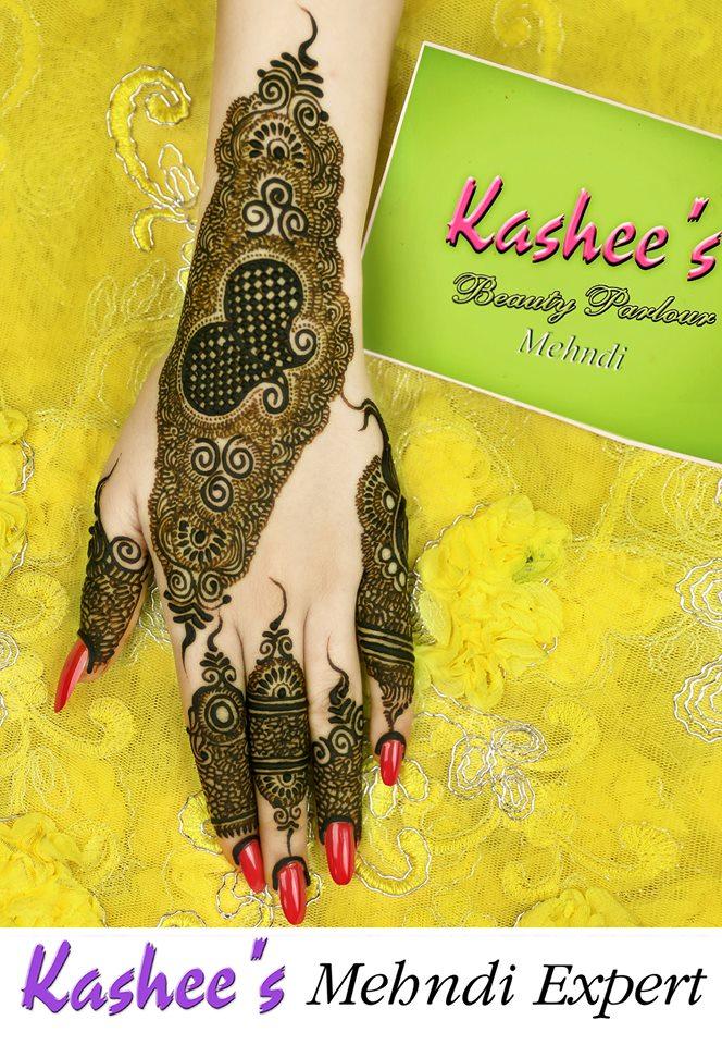 Kashee S Eid Mehndi Designs