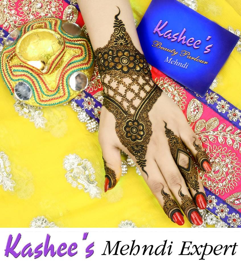 Bridal Mehndi Charges : Kashee s artist chaand raat eid mehandi designs