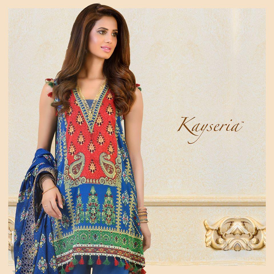 Kayseria Eid Collection 2017