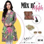 Maria B Designer Eid Stitched & Unstitched Lawn collection 2017 (2)