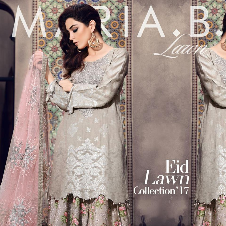 Maria B Lawn Eid Collection 2017